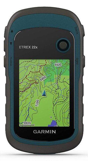 Garmin ETREX 22x-gps montaña