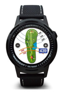 GolfBuddy W10-reloj gps golf