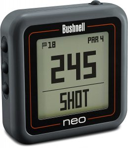 gps-golf-Bushnell NEO Ghost GPS Charcoal