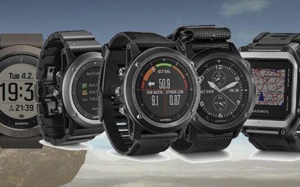 relojes montaña