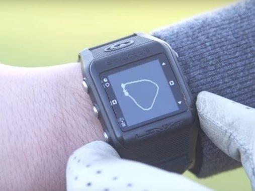 reloj de golf