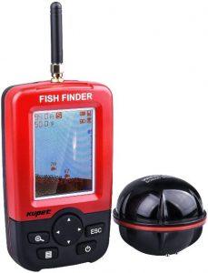 Kupet Sonar para Pesca