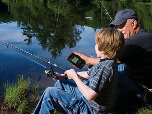 rastreador de peces