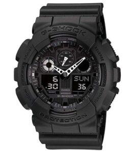 Casio GA100-1A1 -relojes militares