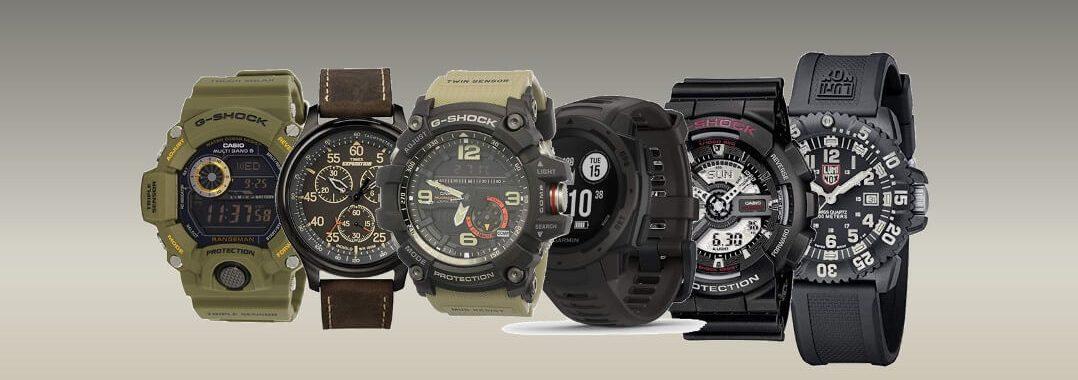 relojes militares