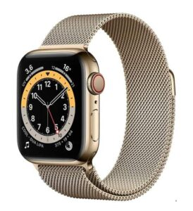 Apple Watch Series 6-smartwatch mujer