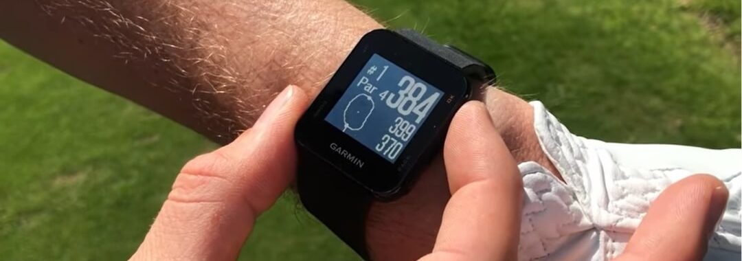 comparativa relojes gps golf- Approach S10