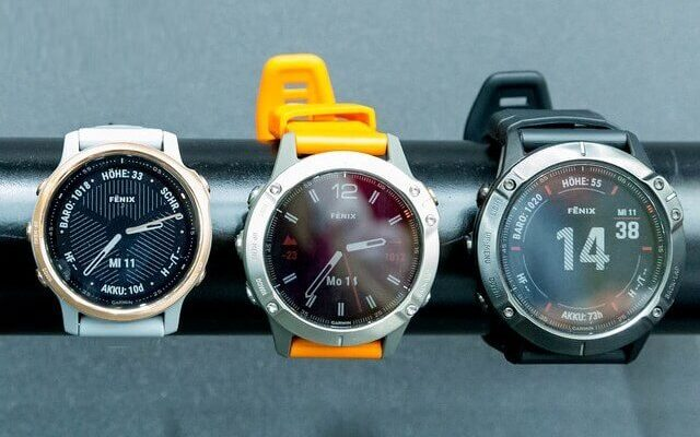Garmin Fenix 6S-reloj deportivo