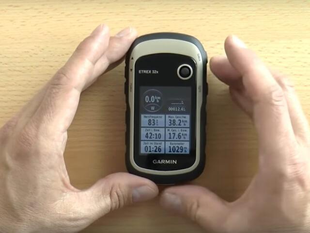 Garmin ETREX 32x-gps portatil