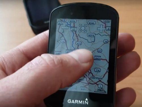 garmin edge 830-gps bicicleta