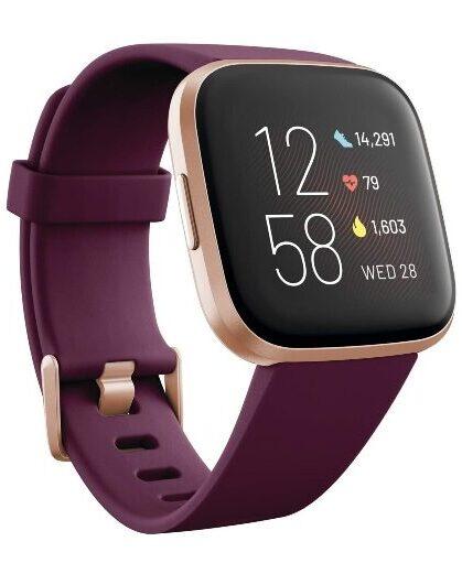 Fitbit Versa 2-relojes con oxímetro