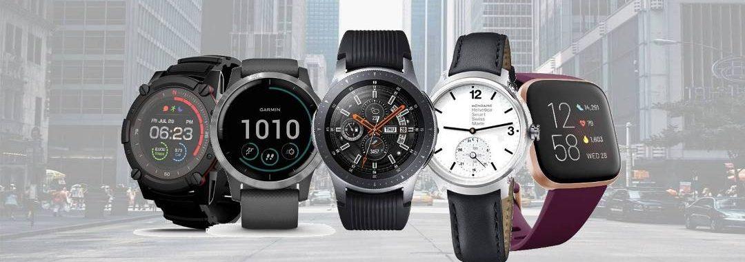 los smartwatch con mejor batería