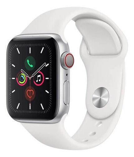 Apple Watch Series 5-relojes inteligentes con NFC