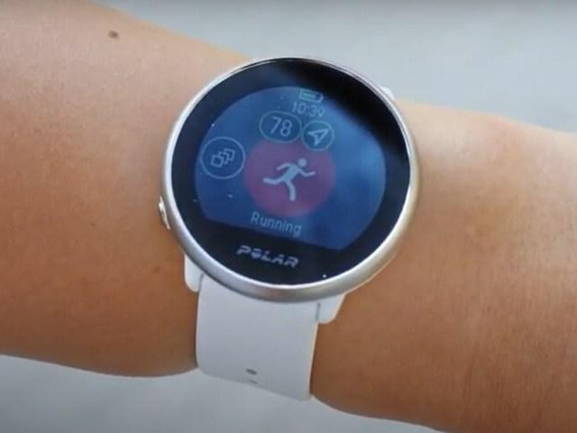 polar ignite-reloj fitness