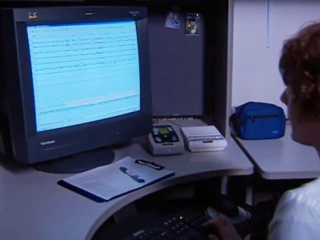 estudio del sueño-monitor del sueño