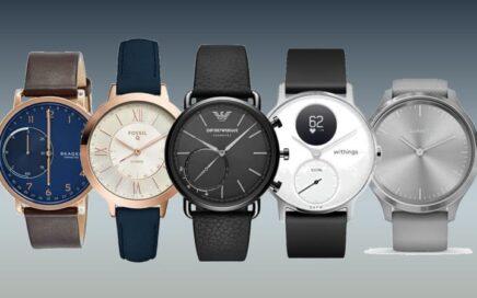 relojes hibridos