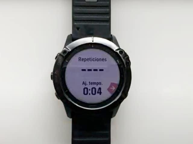 reloj para crosfit
