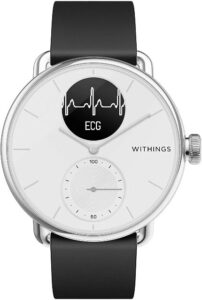 Withings ScanWatch-smartwatch con ecg