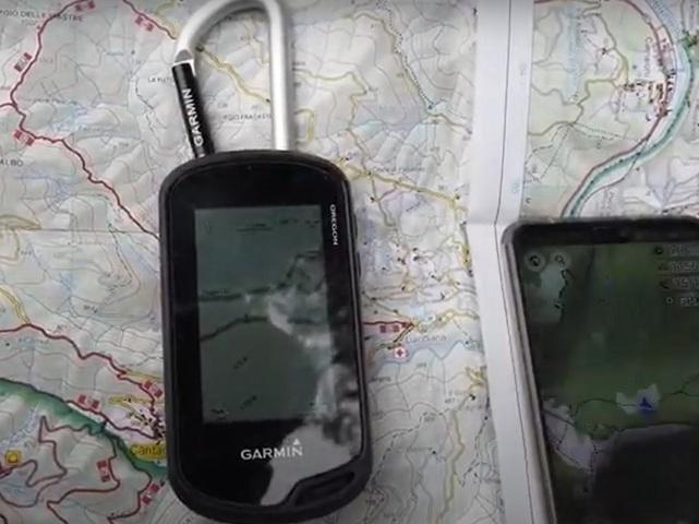 gps montaña-usar un gps de senderismo