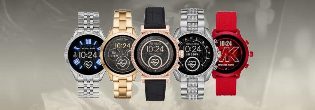 mejores smartwatch michael kors