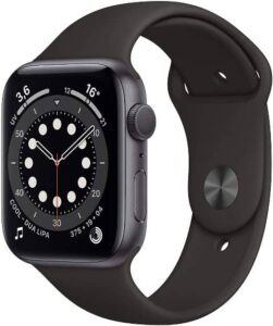 Apple Watch Series 6-pulsómetros