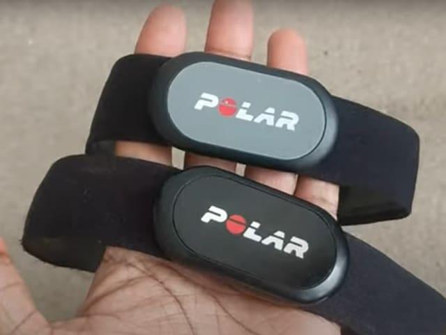 banda pectoral-pulsómetros