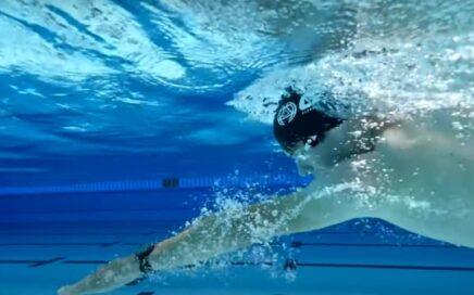 metricas de natación