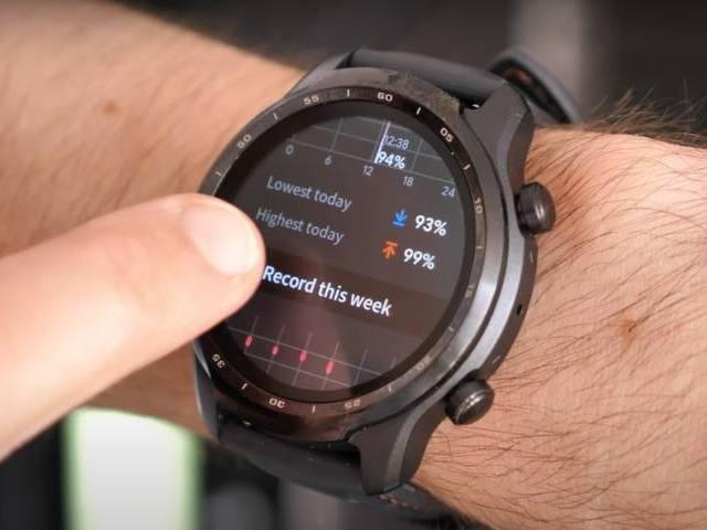 Ticwatch Pro 3-03