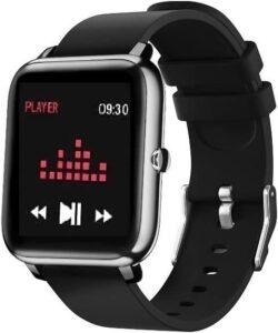Popglory Smart Watch-reloj tensiómetro