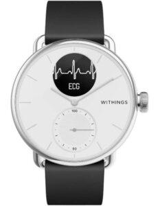 Withings ScanWatch-reloj tensiómetro